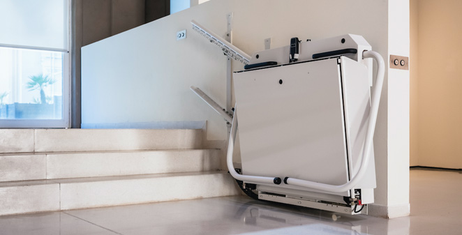 Wheelchair Lift Adds Accessibility